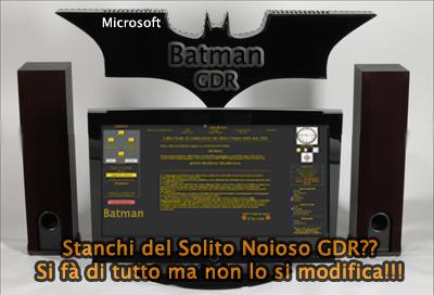 Batman GDR